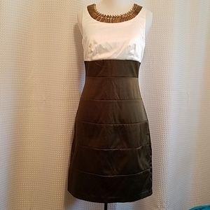 Bisou Bisou Michele Bohbot sleeveless dress